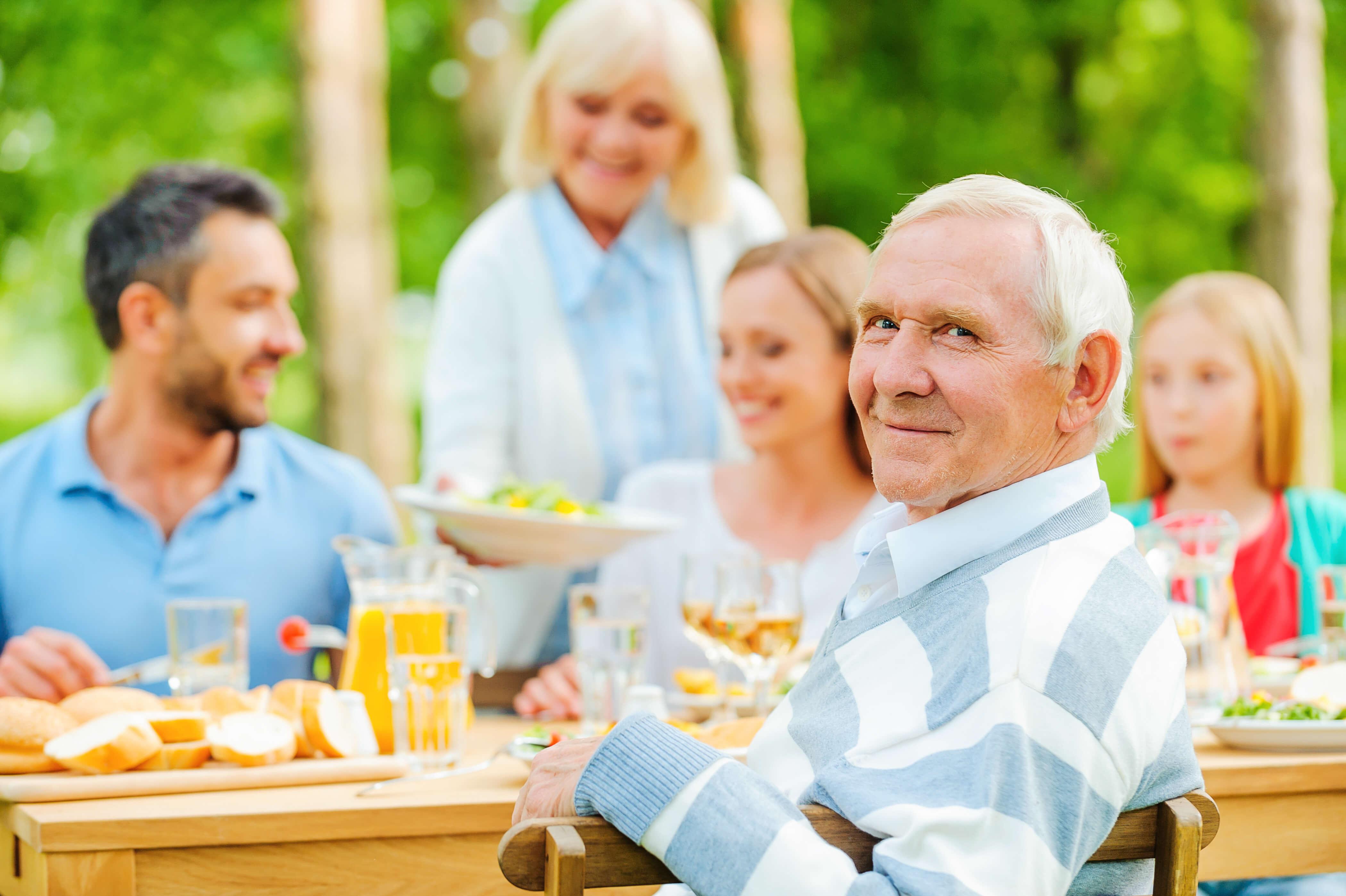 Psicoterapia per anziani, ritrovare il benessere nella vecchiaia