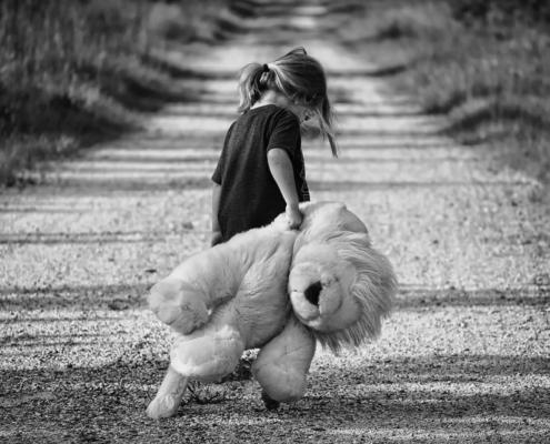 cura PTSD nei bambini